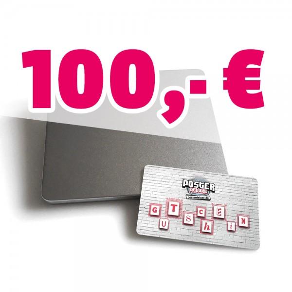 100,- Euro Geschenkgutschein