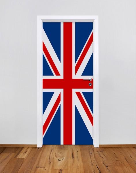 Union Jack (Türfolie | Türposter)