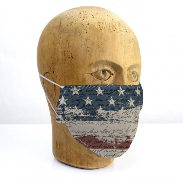 """Mund-Nasen-Maske """"USA"""""""