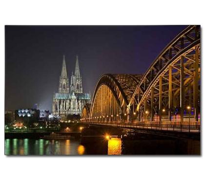 Köln bei Nacht #1