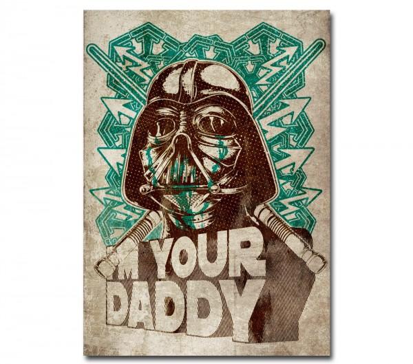 Daddy Darth (Darth Vader)