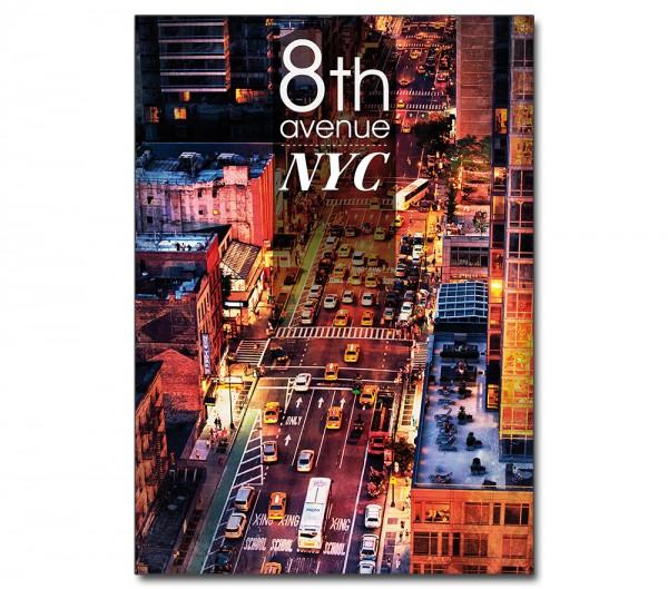 New York City - 8th Avenue