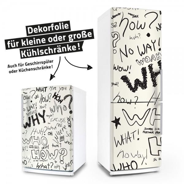 Question (Küchen-Dekorfolie)