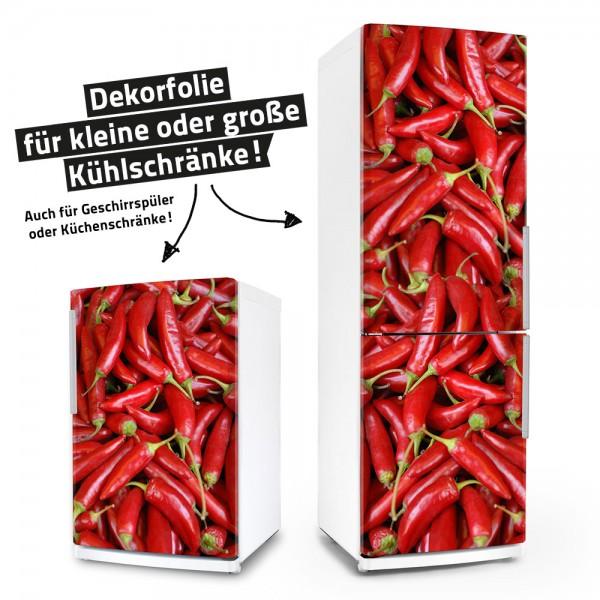 Pepperoni (Küchen-Dekorfolie)