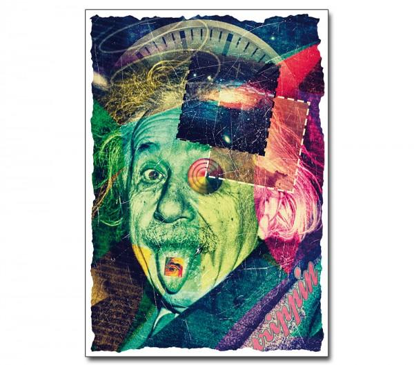 Albert Einstein's Trip