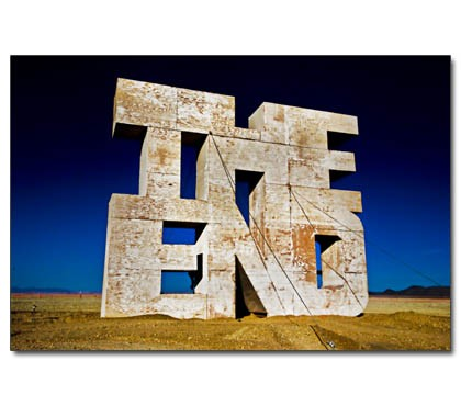 The End - Burning Man Festival