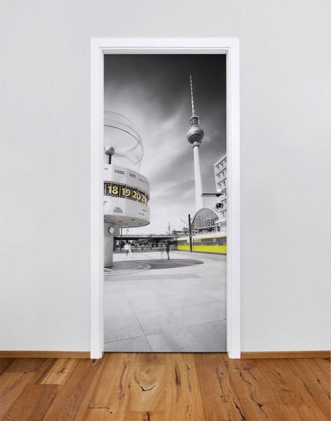 Einfach Berlin! (Türfolie   Türposter)