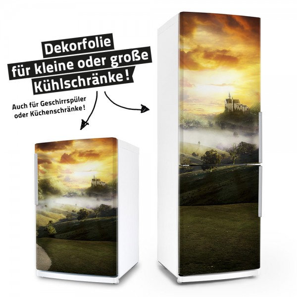 The Realm Of Light (Küchen-Dekorfolie)